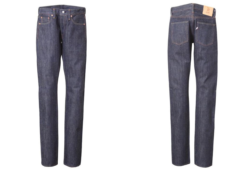 Pure-Blue-Japan-KS-013-WID-Raw-Denim-Jeans-front-back