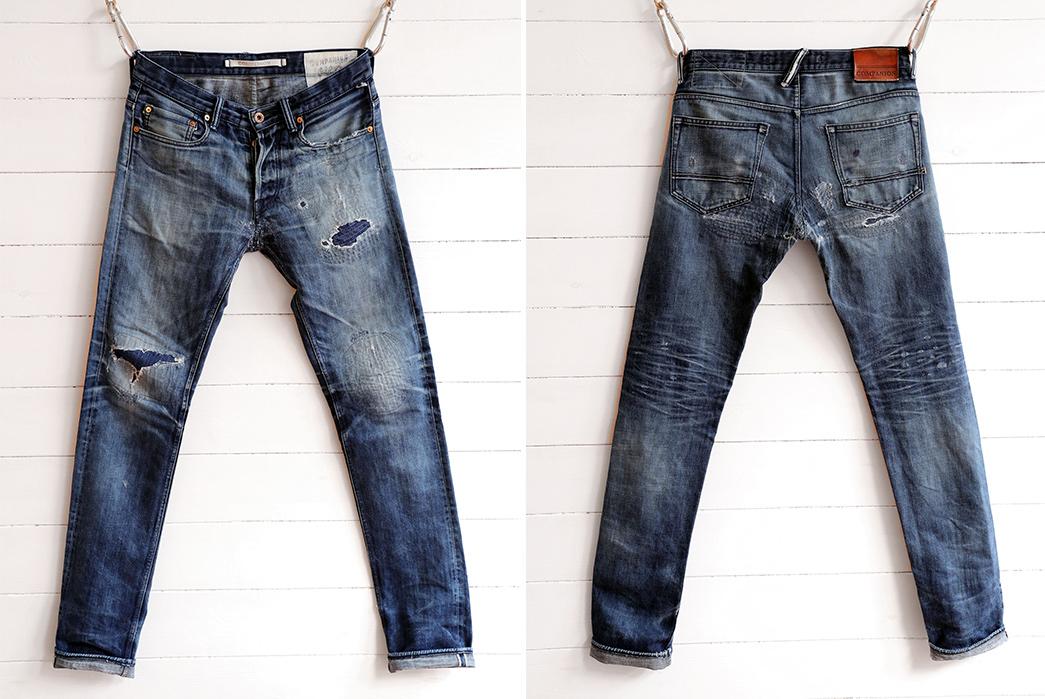 Sage-Ranger-IV-Raw-Denim-Jeans-front-back