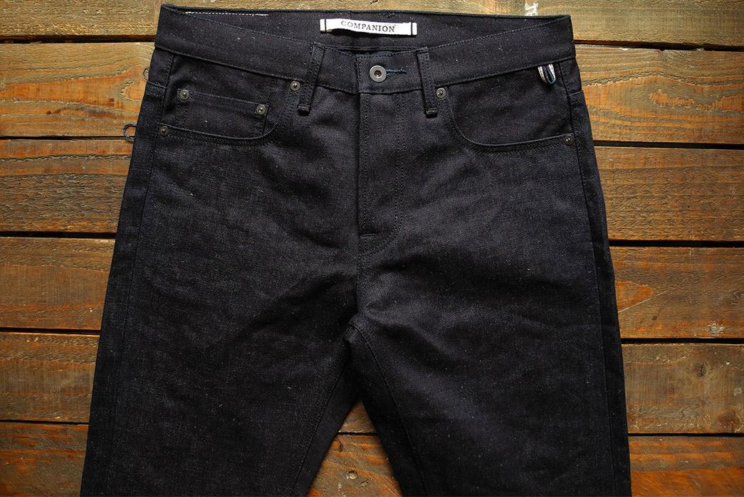 Sage-Ranger-IV-Raw-Denim-Jeans-front-top-new