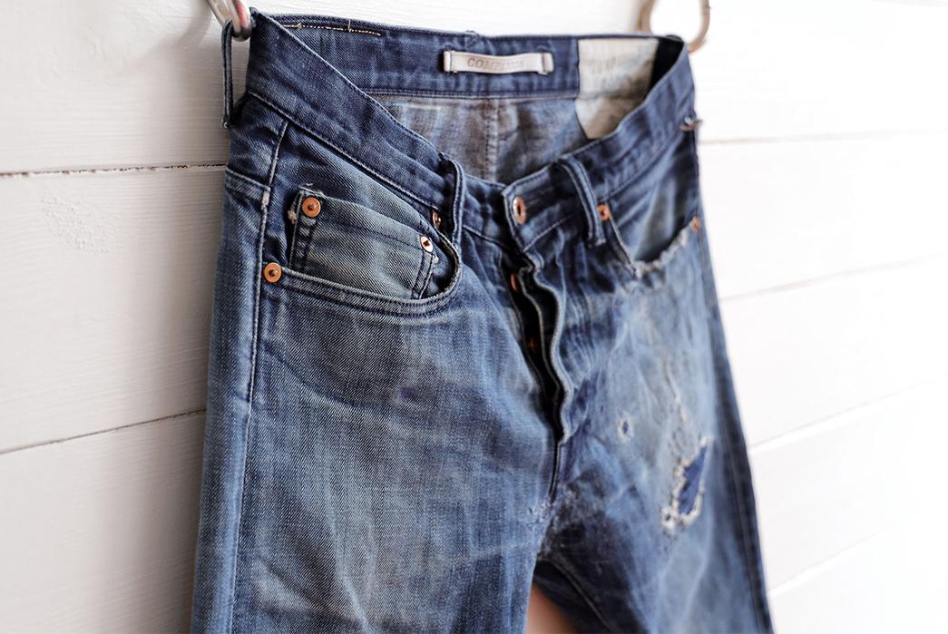 Sage-Ranger-IV-Raw-Denim-Jeans-front-top