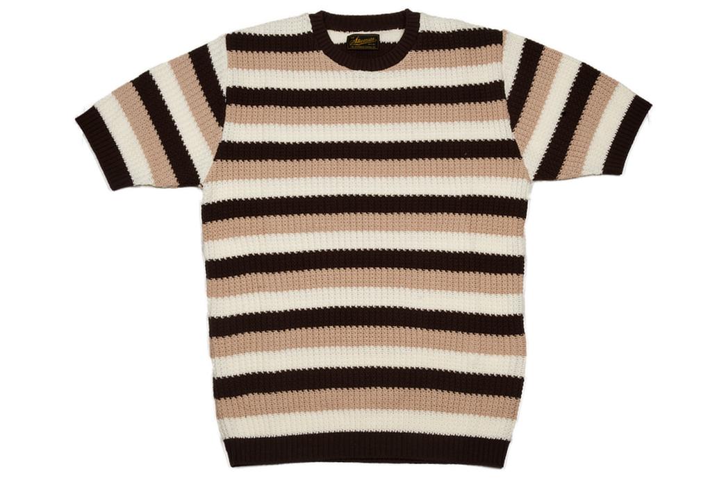 Stevenson-Endless-Drop-Summer-Knit-Shirts-brown-front