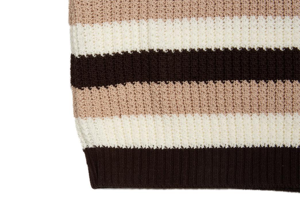 Stevenson-Endless-Drop-Summer-Knit-Shirts-brown-selvedge