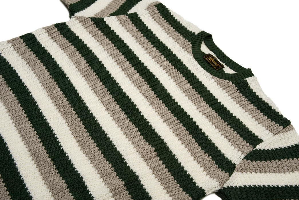 Stevenson-Endless-Drop-Summer-Knit-Shirts-front-angle