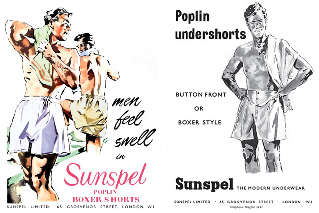 Sunspel-Brand-Profile-History,-Philosophy,-and-Iconic-Products-Images-via-The-Business-of-Fashion-(left)-and-Sunspel-(right)
