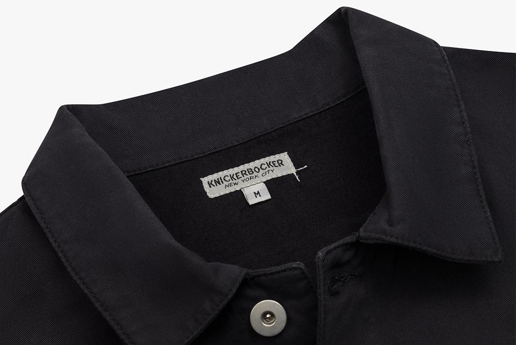 The-Knickerbocker-Truckee-Jacket-Triples-the-Type-II's-Pockets-black-front-collar