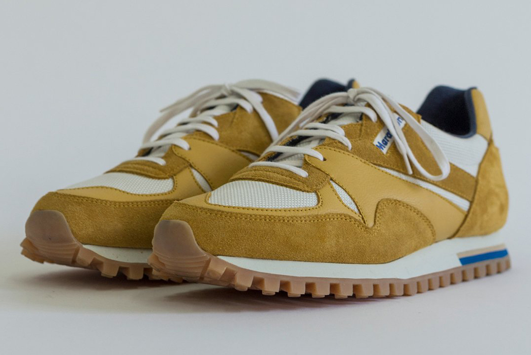 This-European-Shoe-Brand-was-Revived-and-is-Making-Sneakers-Again-yellow-pair-front-side