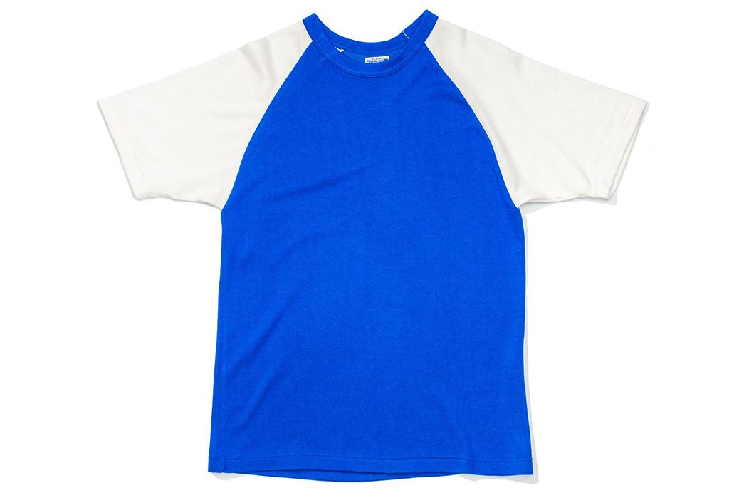 Belafonte-Ragtime-Ragtime-Sleeve-Rayon-Tees-blue-front