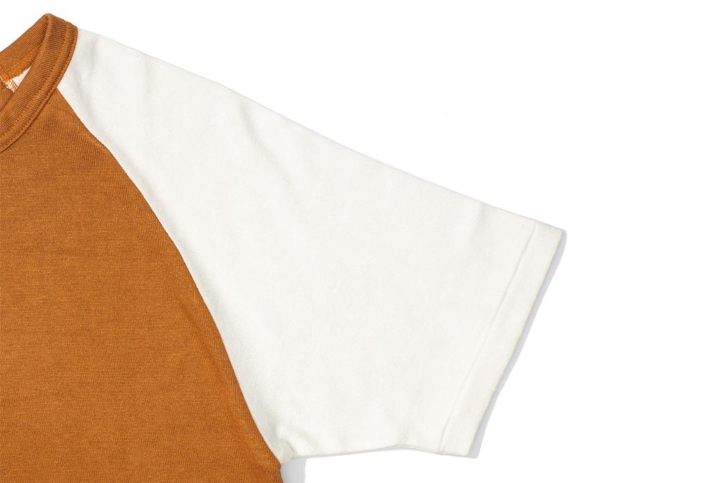 Belafonte-Ragtime-Ragtime-Sleeve-Rayon-Tees-yellow-sleeve