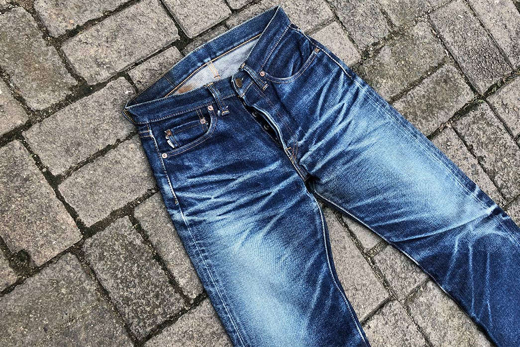 Fade-Friday---Samurai-Jeans-x-Denimio-S710XX16OZ-DMO-(2.5-Years,-5-Washes)-front
