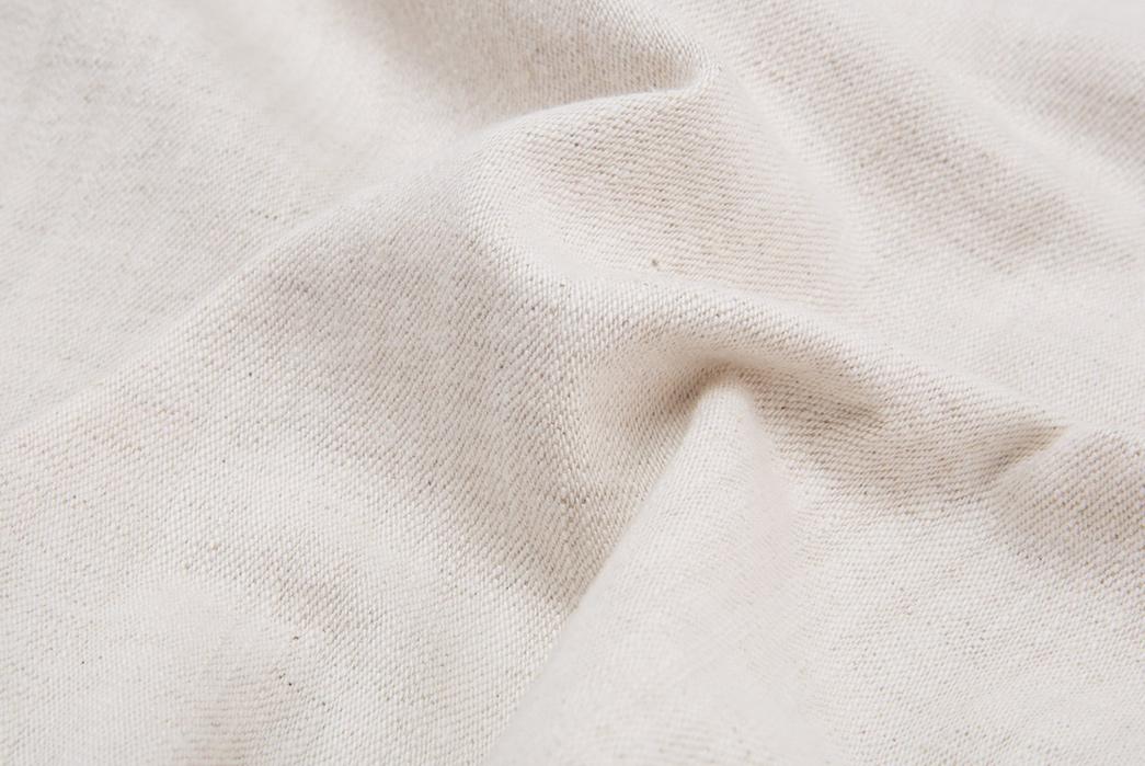 Freenote-Calico-Cream-Shirt-detailed