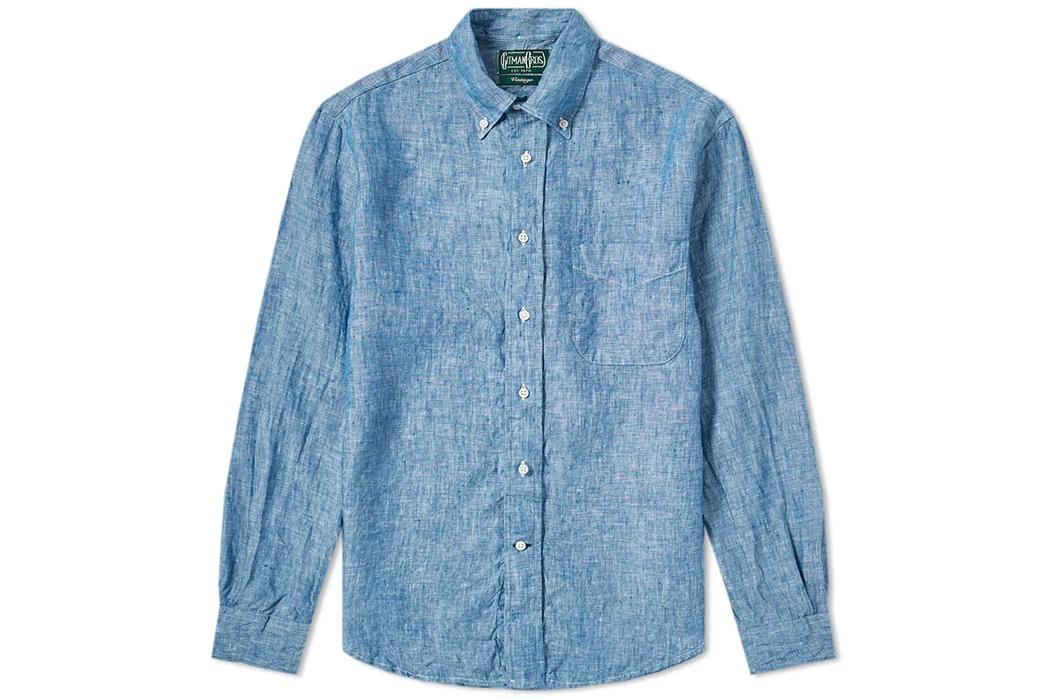 guide-summer-fabrics-gitman-vintage-linen-chambray