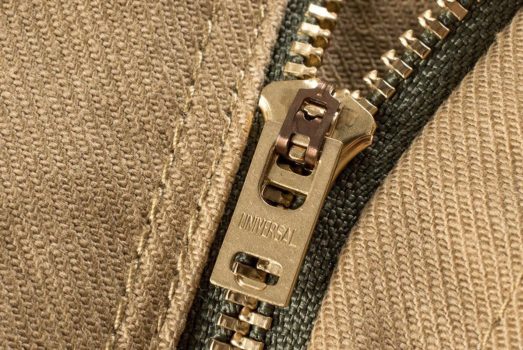 Iron-Heart-Did-Serge-ry-on-Some-Shorts-beige-zipper