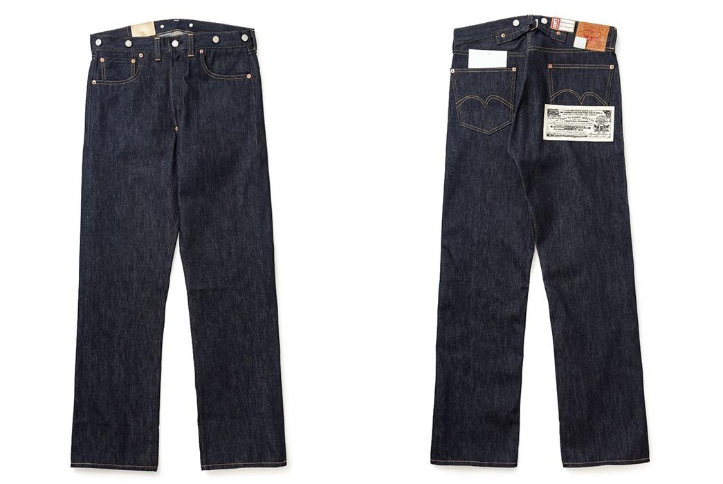 Levi's-Vintage-Clothing-1933-501-Raw-Denim-Jeans-front-back