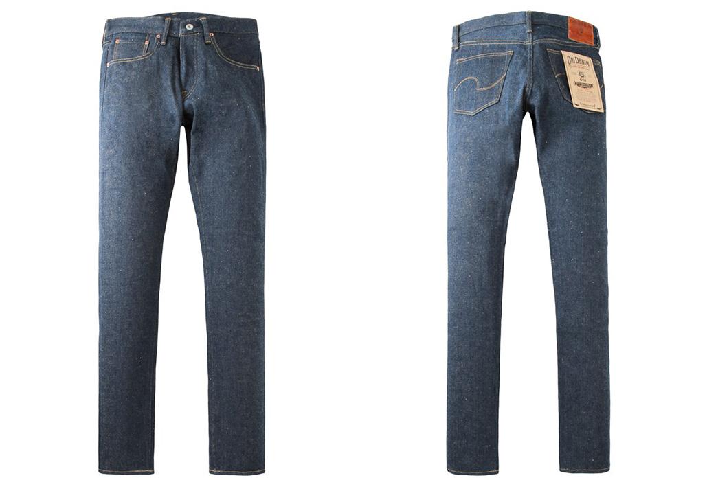 Oni-506ZRNA-20-oz.-Secret-Denim-Raw-Denim-Jeans-front-back