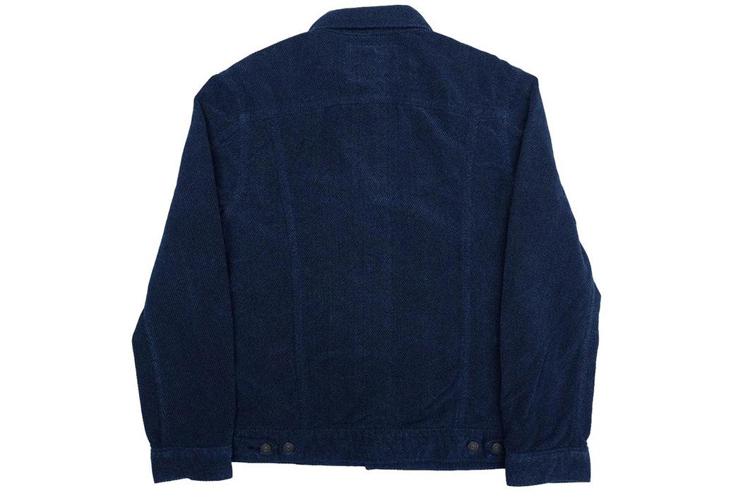 Pure-Blue-Japan-Indigo-Dyed-Towel-Type-II-Jacket-back