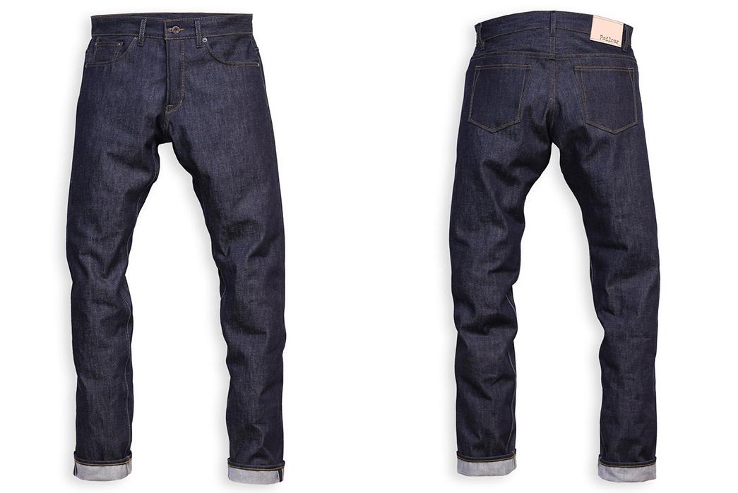 Railcar-Fine-Goods-X052-Slim-Spikes-Jeans-front-back