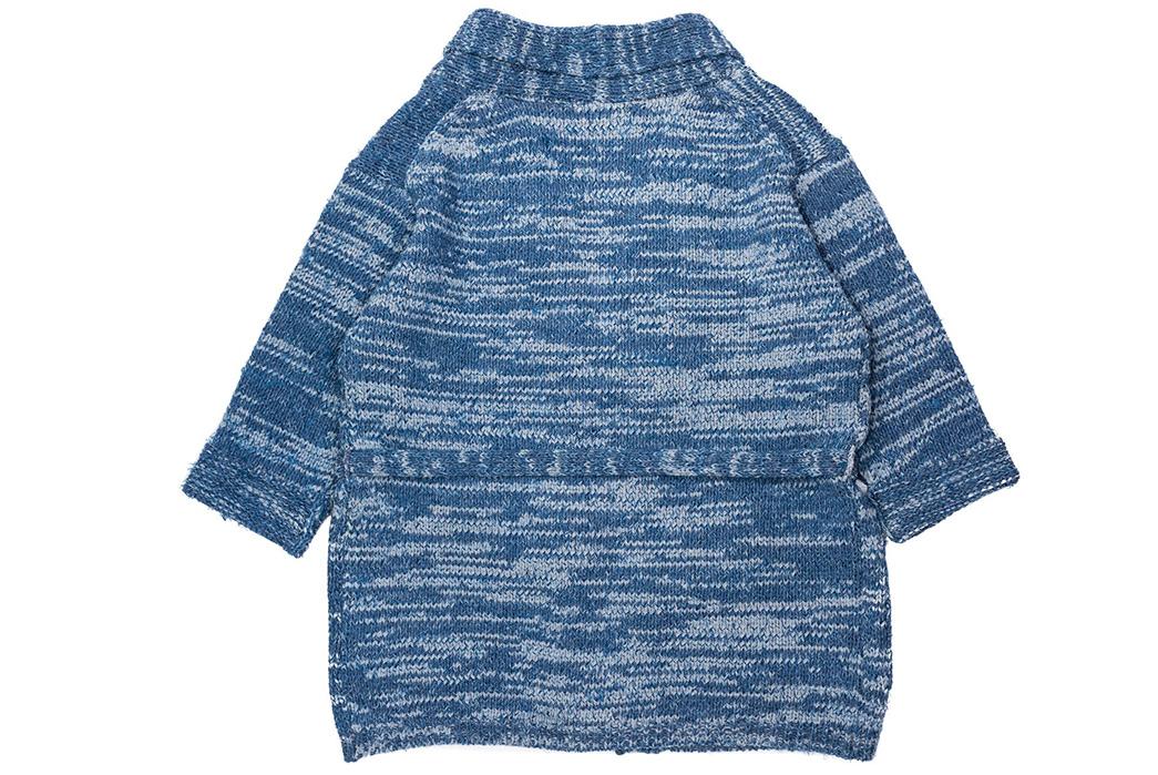 Stevenson's-Hand-Woven-Cardigan-is-Made-with-Shredded-Denim-back