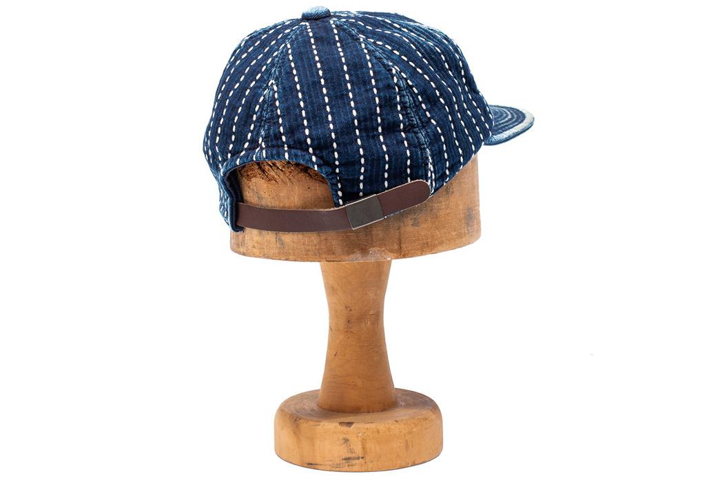 The-Factory-Made-Sashiko-Hats-blue-back-2