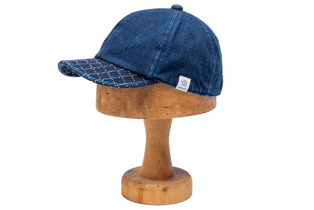 The-Factory-Made-Sashiko-Hats-blue-left