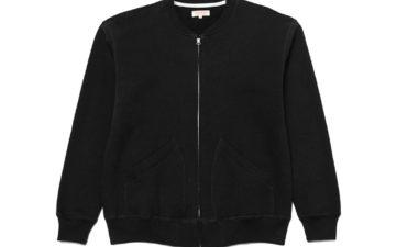 The-Real-McCoy's-MC19004-Zip-Sweatshirt-front