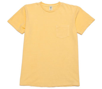 Velva-Sheen-Pigment-Dyed-T-Shirts-yellow