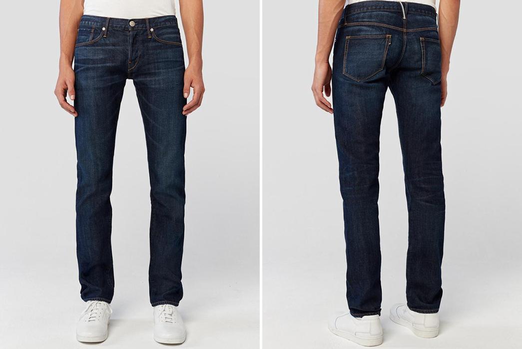 3x1-Denim-M4-Raw-Denim-Jeans-model-front-back