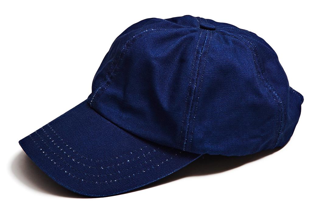Corridor's-Cap-off-Summer-with-Their-Connecticut-Made-Caps-indigo