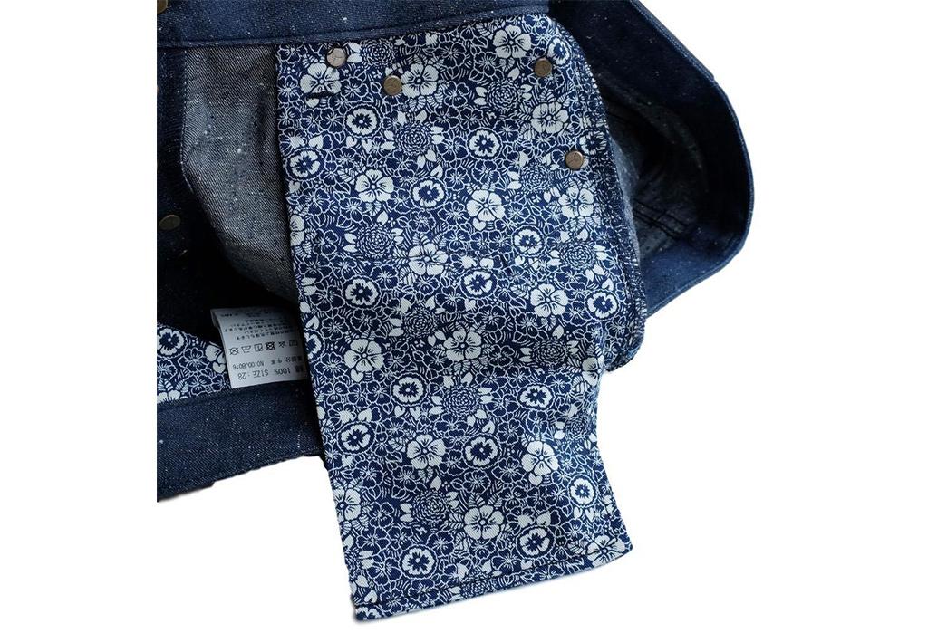 Japan-Blue-10oz.-Dog-Days-Nep-Selvedge-Jeans-inside-pocket-bag