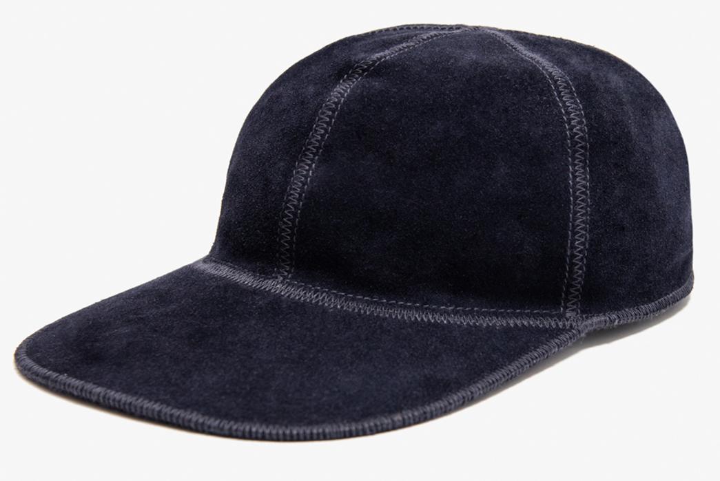 Lady-White-Co.-Mendez-Suede-Caps-blue-front