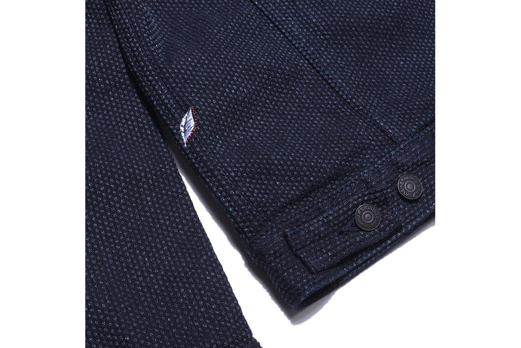 Pure-Blue-Japan-Sashiko-Denim-Type-3-Jacket-back-sleeve