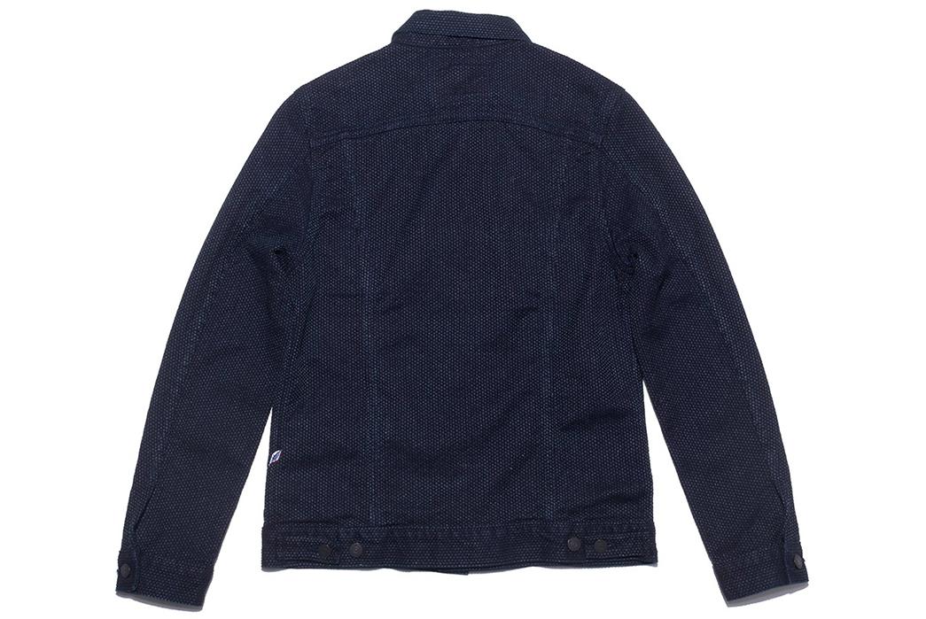 Pure-Blue-Japan-Sashiko-Denim-Type-3-Jacket-back