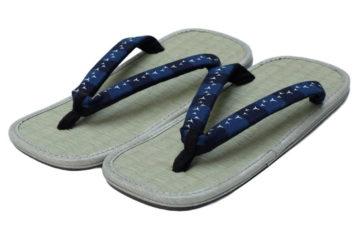 Samurai-Warazori-Setta-Sandals-pair-front-side