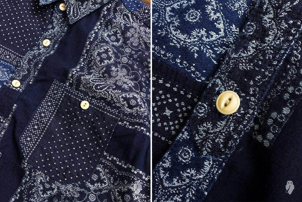 Soulive's-Ranru-Shirts-are-Bandanas,-B-A-N-D-A-N-A-S-shirt-pocket-and-button