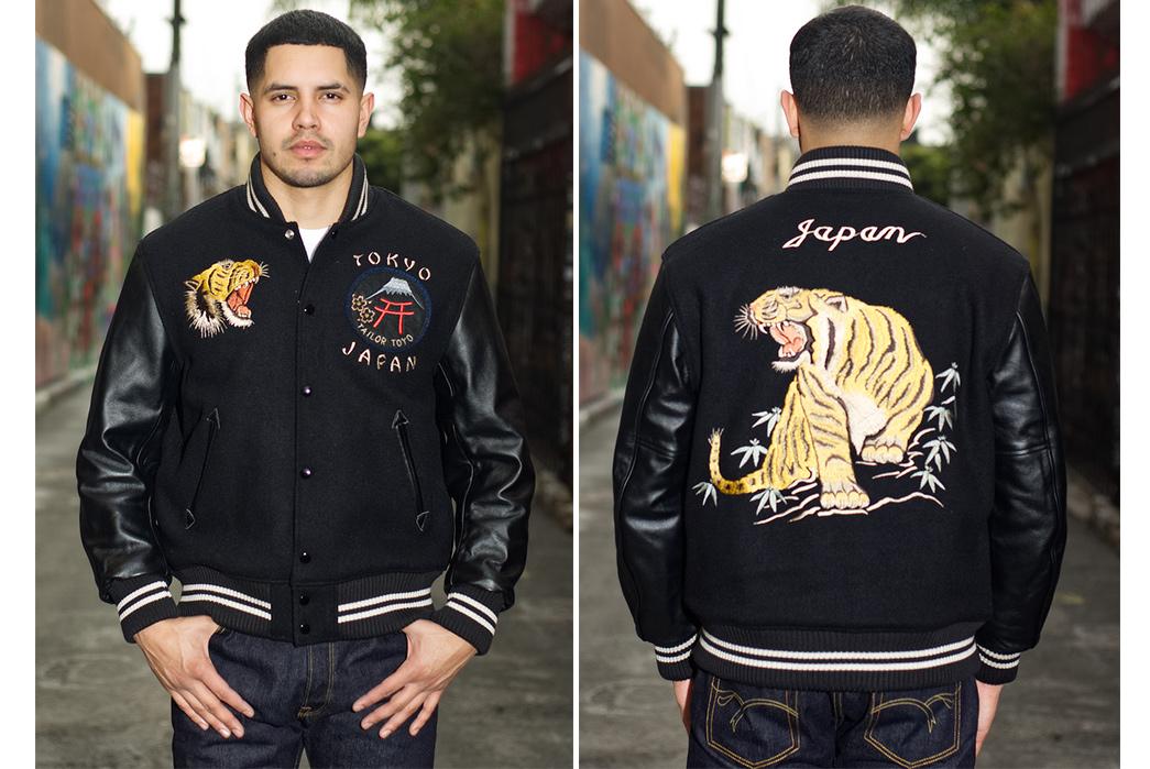 Souvenir-Jackets---Five-Plus-One-4)-Sugar-Cane-Whitesville-x-Tailor-Toyo-Leather-&-Wool-Souvenir-Jacket