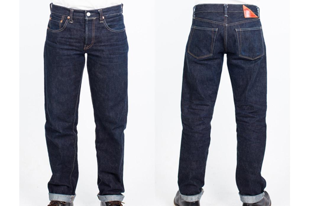 Cheese-Denim-SF-09X-Raw-Denim-Jeans-front-back