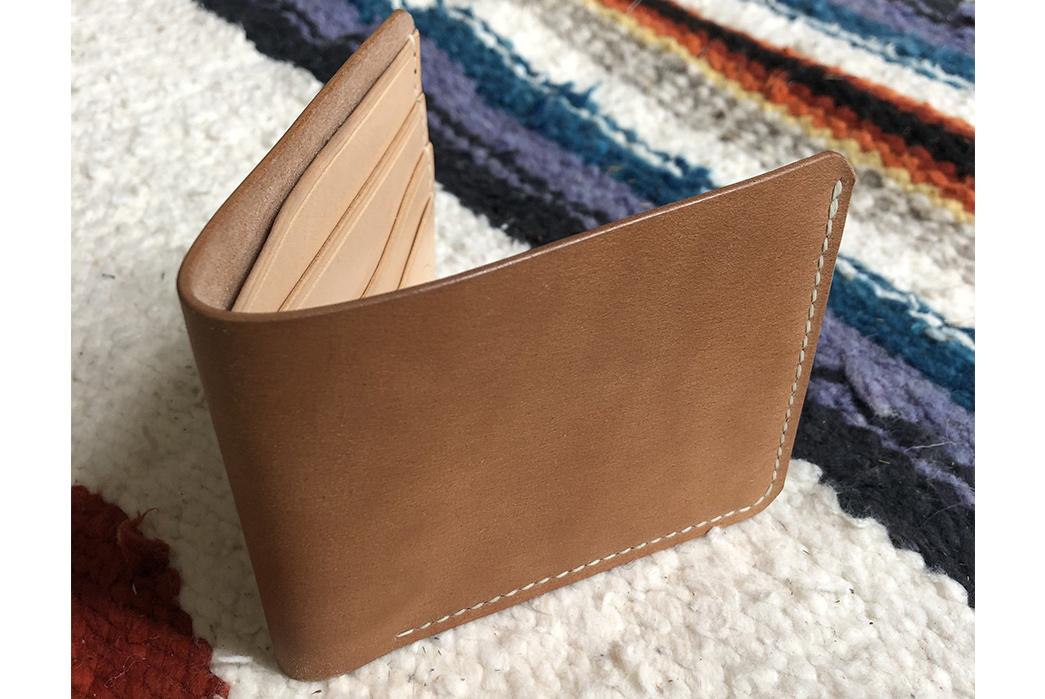 Dawson-Denim-Dips-into-Leather,-Cordovan-Leather-brown-open-2
