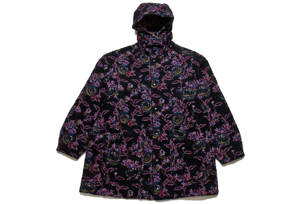 Engineered-Garments-Just-Dropped-its-New-Collection-at-Lost-&-Found-jacket-with-hood-flowers