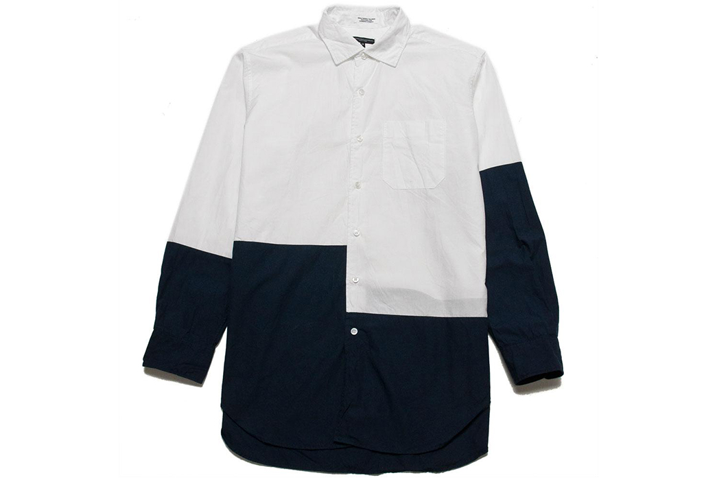 Engineered-Garments-Just-Dropped-its-New-Collection-at-Lost-&-Found-shirt-blue-white