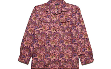 Engineered-Garments-Just-Dropped-its-New-Collection-at-Lost-&-Found-shirt-flowers