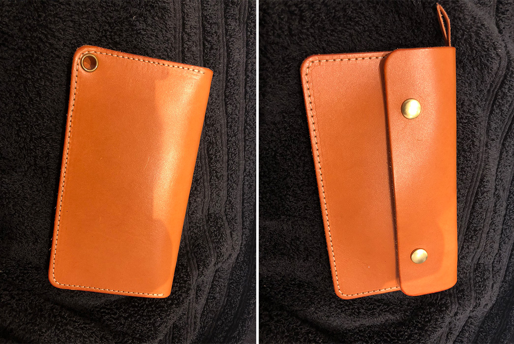 Fade-of-the-Day---Red-Wing-Trucker-Wallet-(7-Months)-front-and-back