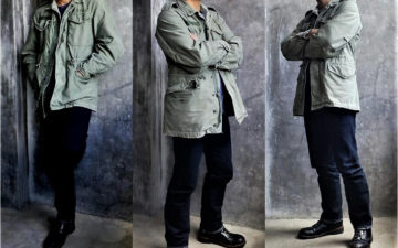 Fade-of-the-Day---Vintage-M51-Field-Jacket-(Unknown-Years-or-Washes)-models