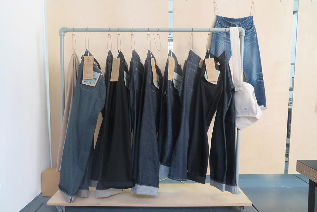 In-The-Garage-An-Interview-with-Dawson-Denim-hanged-pants