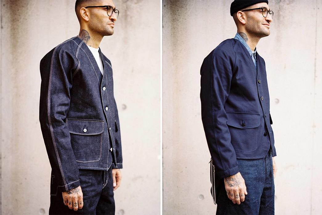In-The-Garage-An-Interview-with-Dawson-Denim-model-side-jackets