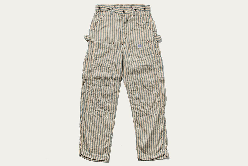Kapital-Linen-Blues-Hickoree-Lumber-Pants-front