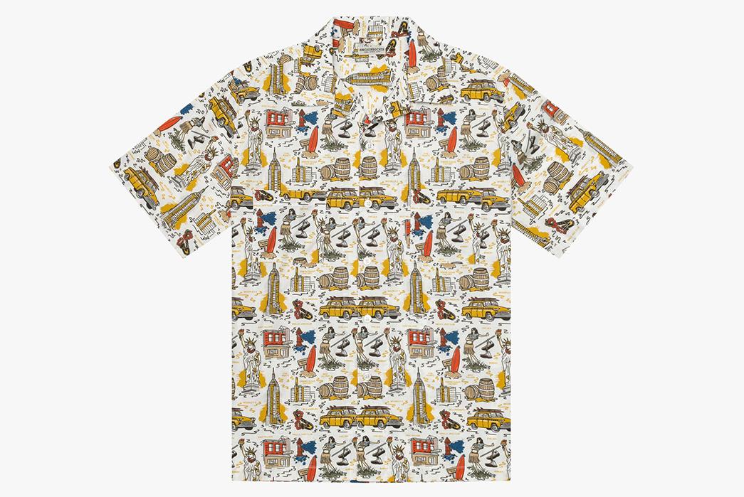 Knickerbocker-Mfg.-Subway-Summer-Shirt-front
