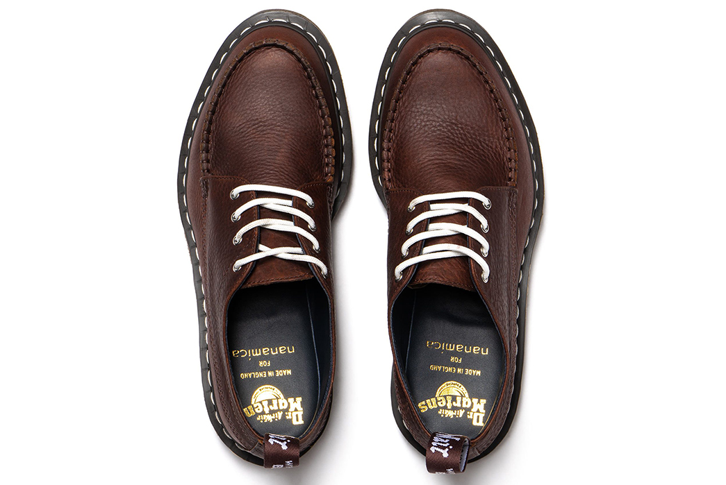 Nanamica-x-Dr.-Martens-Camberwell-Shoes-brown-top