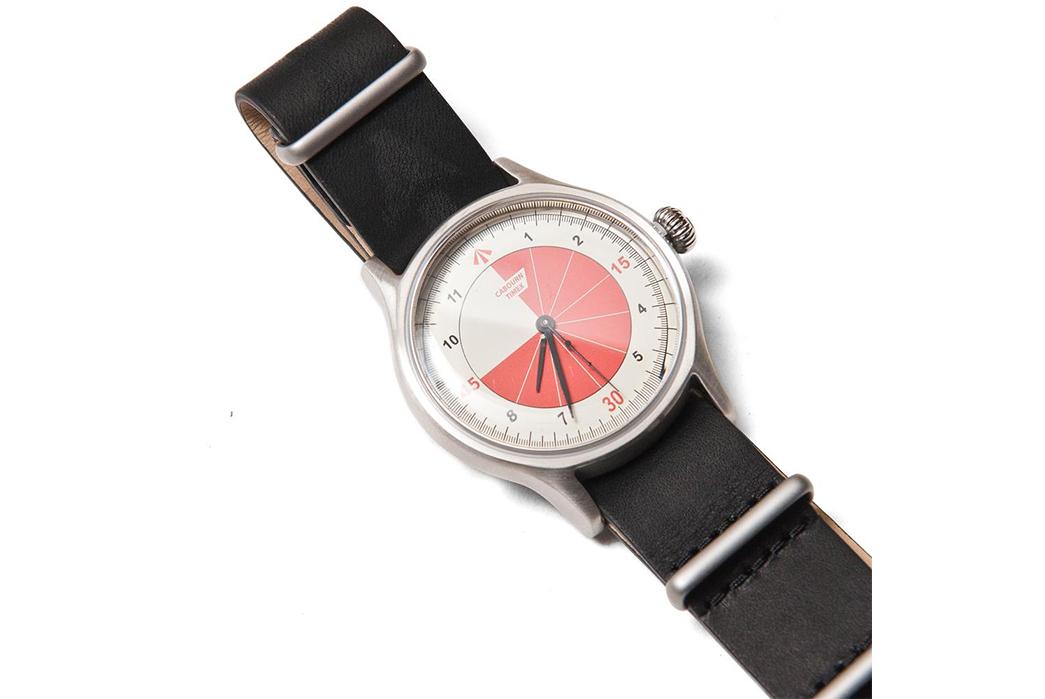 Nigel-Cabourn-x-Timex-Referee-Watch-front