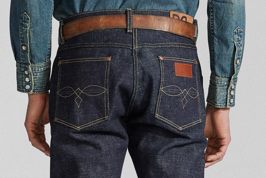 RRL-Limited-Edition-High-Slim-Jean-model-back-top