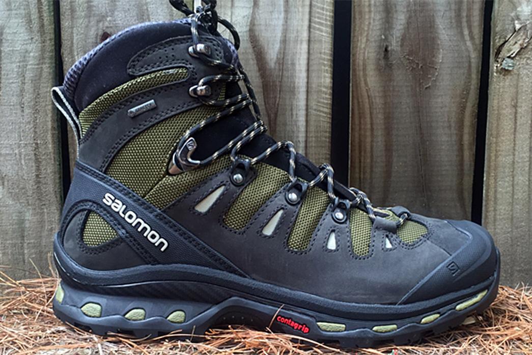 (Semi-)Practical-Hiking-Style-for-the-Non-Serious-Hiker-Salomon-Hiking-Boot.-Image-via-Preparing-for-SHTF