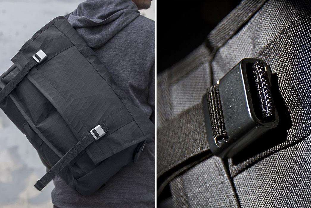 Techwear-Messenger-Bags---Five-Plus-One 1) Mission Workshop: The Rummy VX